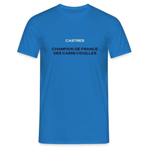 design castres - T-shirt Homme