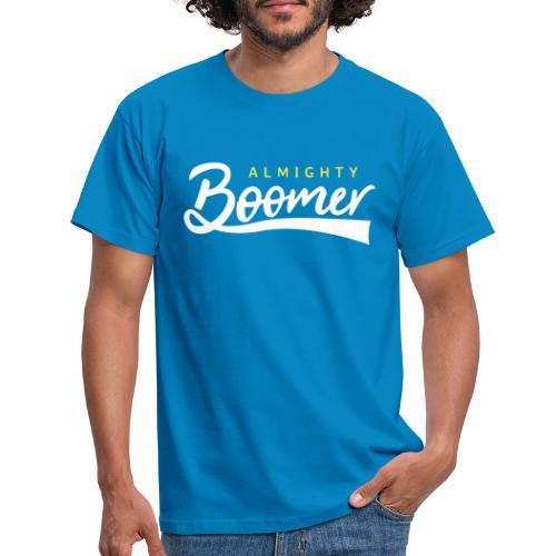 Almighty Boomer - Miesten t-paita