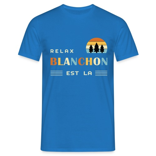 blanchon tshirt - T-shirt Homme