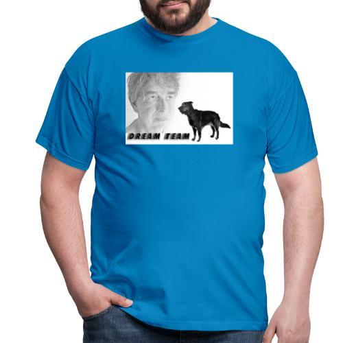 logo dinaa guenni - Männer T-Shirt