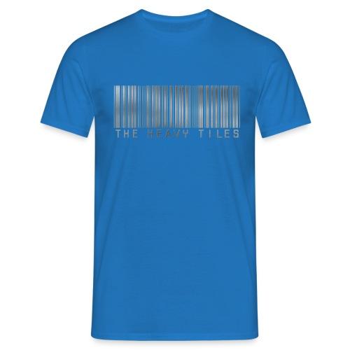 The Heavy Tiles Barcode collection - Maglietta da uomo