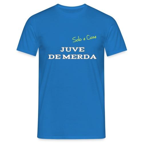 JUVE DE MERDA - Maglietta da uomo