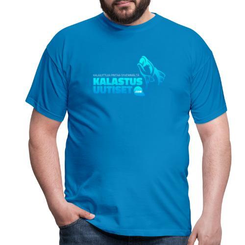 Kalastusuutiset - Miesten t-paita