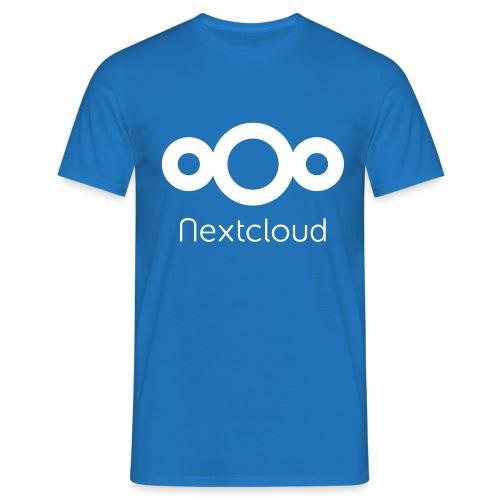 nextcloud logo - Männer T-Shirt