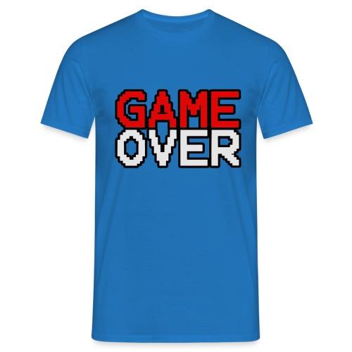 Game Over design - Men's T-Shirt