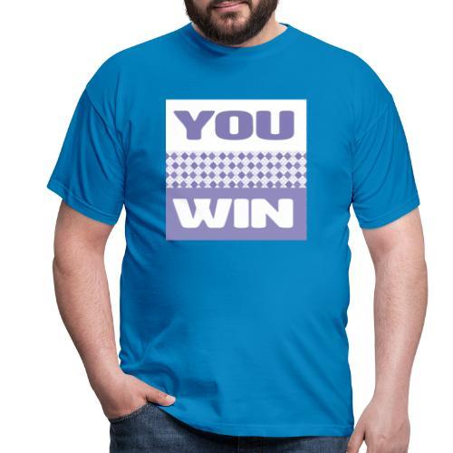 you win 29 - Men's T-Shirt