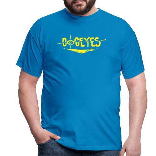 Dogeyes Logo - Men's T-Shirt