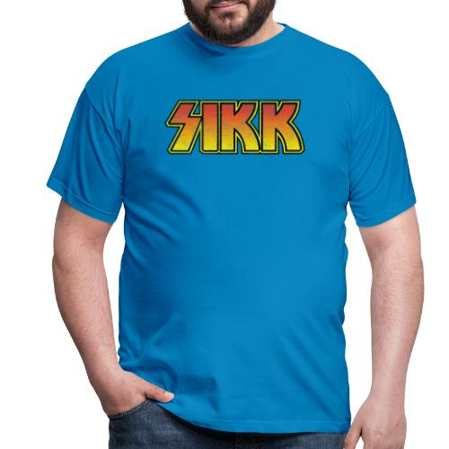 sikk - T-shirt herr