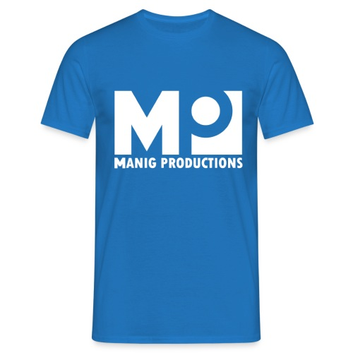 ManigProductions White Transparent png - Men's T-Shirt