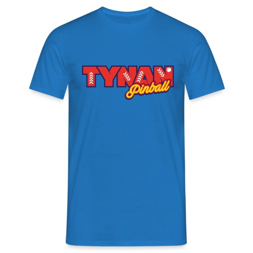 Tynan Pinball - Men's T-Shirt
