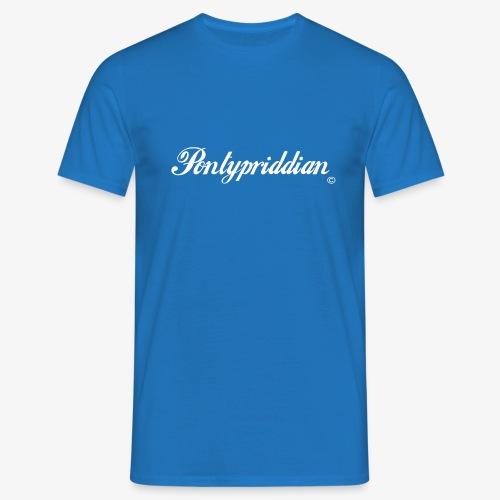 Pontypriddian - Men's T-Shirt