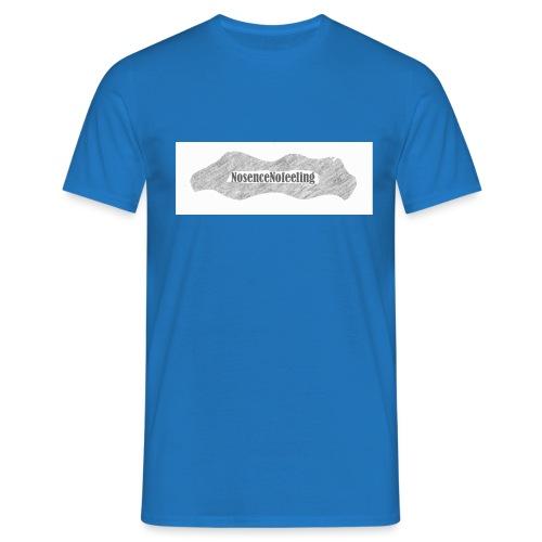 nosencenofeeling - Men's T-Shirt