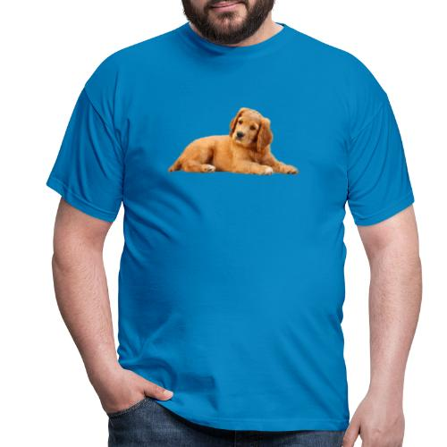 schoenenstelend blafbeest - Mannen T-shirt