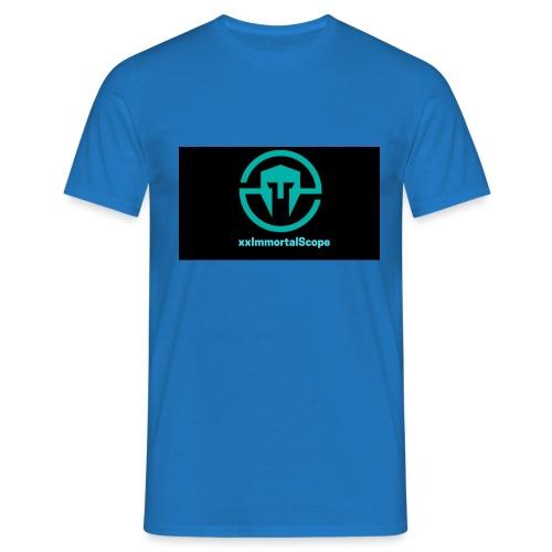 xxImmortalScope throwback - Men's T-Shirt