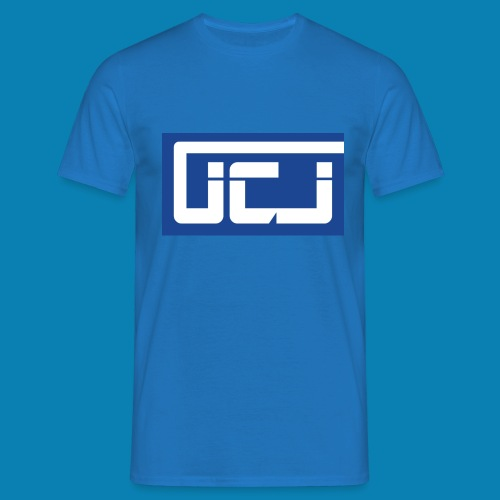 JCJ Wale Blue - Men's T-Shirt