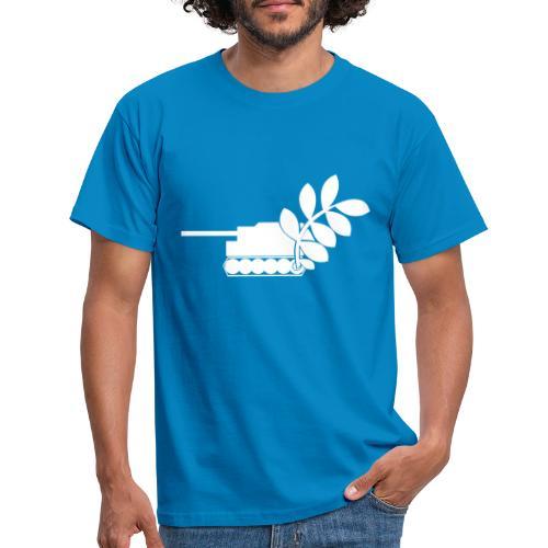 Global Campaign on Military Spending Logo v1 - Men's T-Shirt
