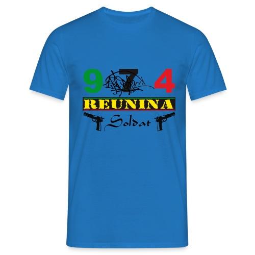 974 ker kreol ikon rasta 06 - T-shirt Homme