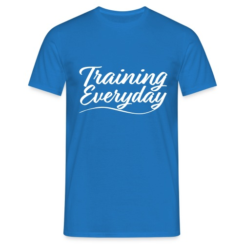 Training Everyday - T-shirt Homme