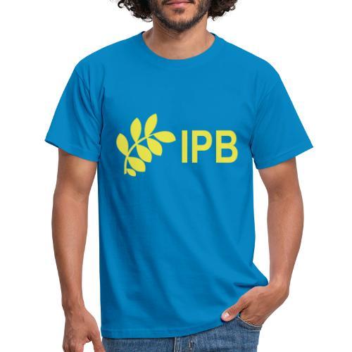International Peace Bureau IPB version 4 - Men's T-Shirt