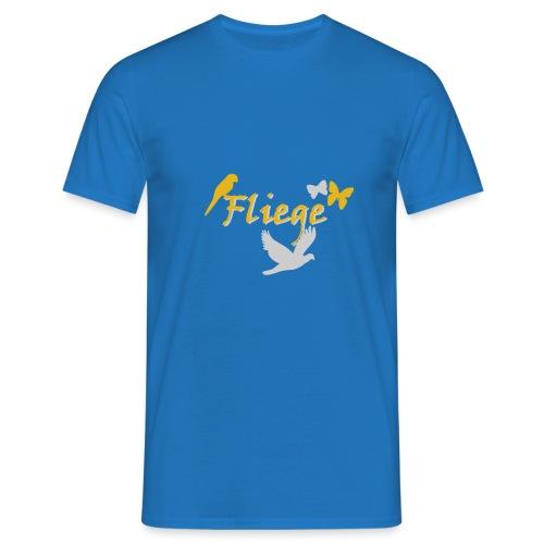Fliegen - Männer T-Shirt