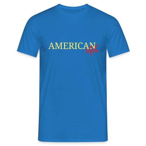 American Style - Camiseta hombre