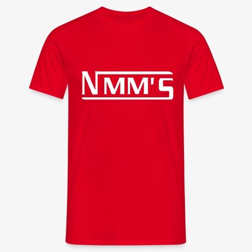 logo white - Camiseta hombre
