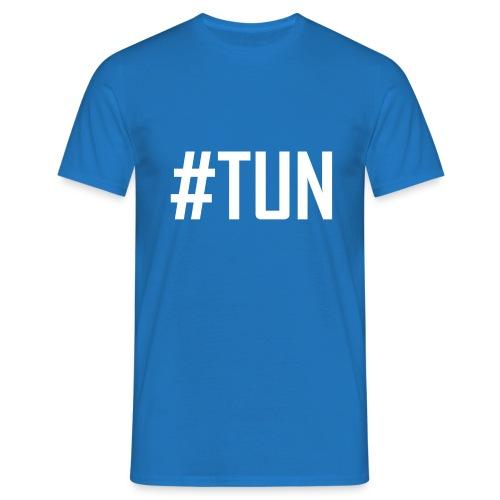 TUN - Einfach TUN, der Anfang vom Erfolg - Männer T-Shirt