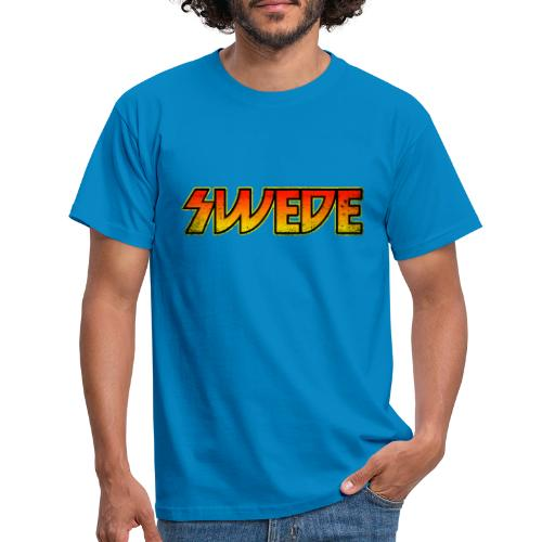 swede - T-shirt herr