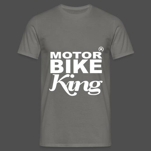 Motorbike King - Männer T-Shirt