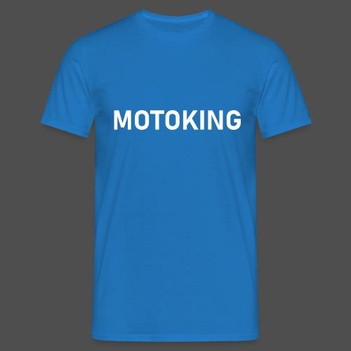 moto król - Koszulka męska