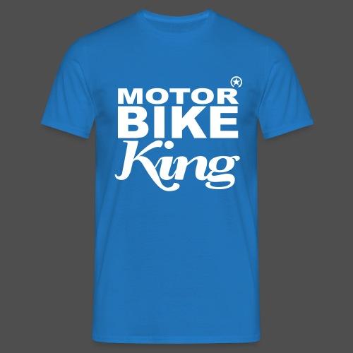 Motorbike King - Men's T-Shirt