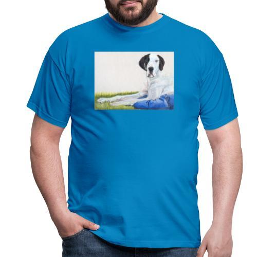 Grand danios harlequin - Herre-T-shirt