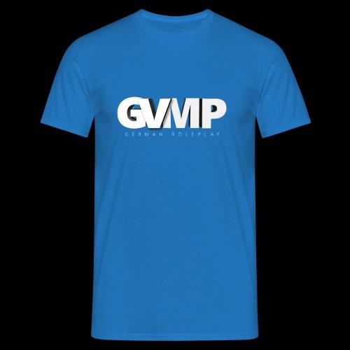 GVMP Schriftzug - Männer T-Shirt