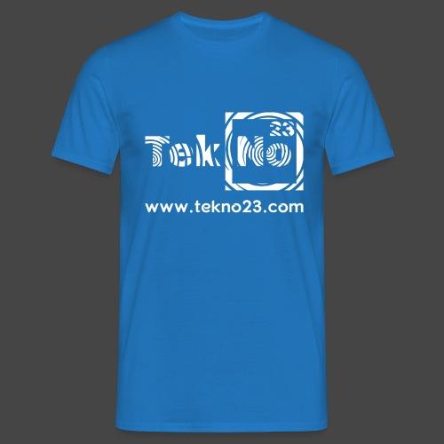 tekno 23 - T-shirt Homme