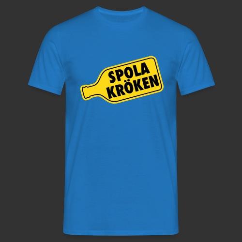 Spola kröken - T-shirt herr