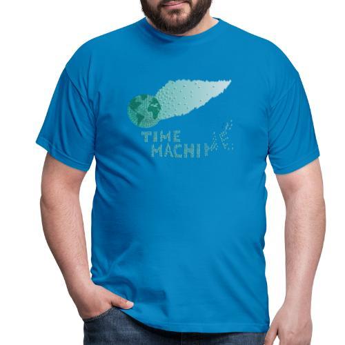 Time Machine - Männer T-Shirt