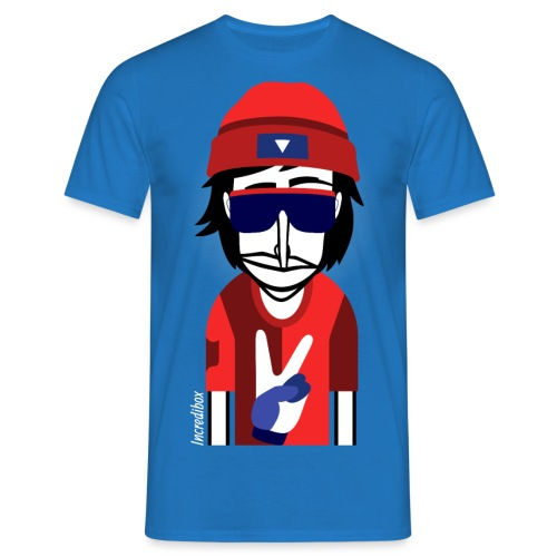 PEACE RAPPER - T-shirt Homme