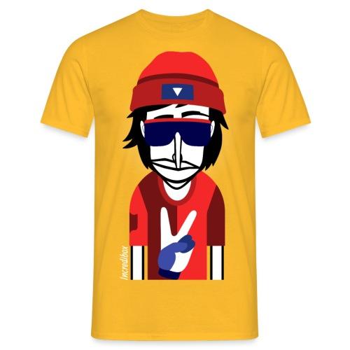 PEACE RAPPER - T-shirt Homme