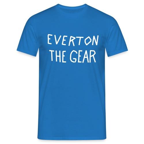 Everton the gear - Men's T-Shirt