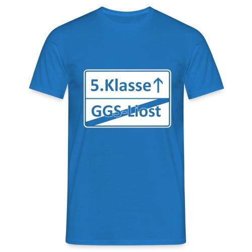 GGSLi Ost Abschieds Tshirt - Männer T-Shirt