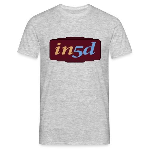 In5d - Herre-T-shirt