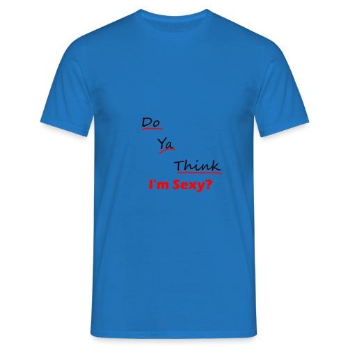 Sexy - Men's T-Shirt