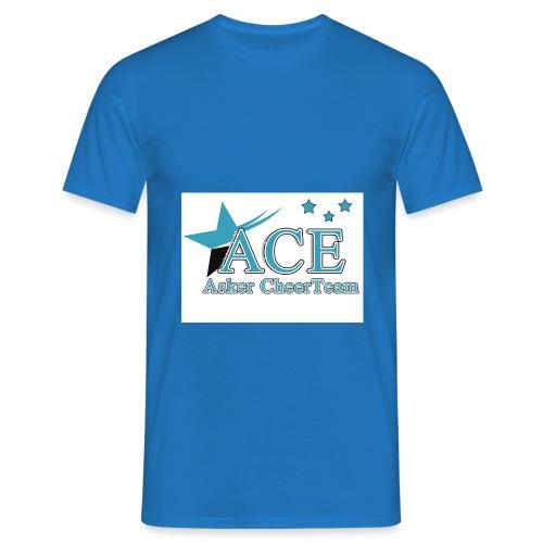 ace logoen bra kvalitet jpg - T-skjorte for menn