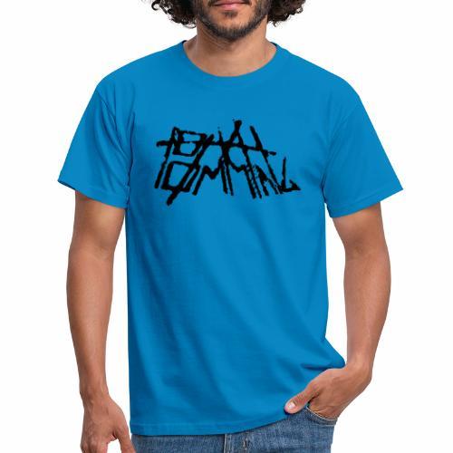 logo 2021 black 3 - T-skjorte for menn