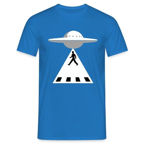 UFO Herr Gårman - T-shirt herr