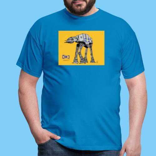 """KRAFT"" by Olof Hag - T-shirt herr"