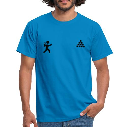 Joggskyt standard - T-skjorte for menn