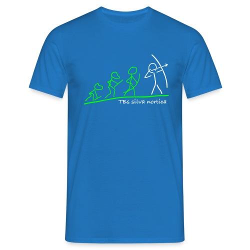 Evolution TBs silva nortica - Männer T-Shirt