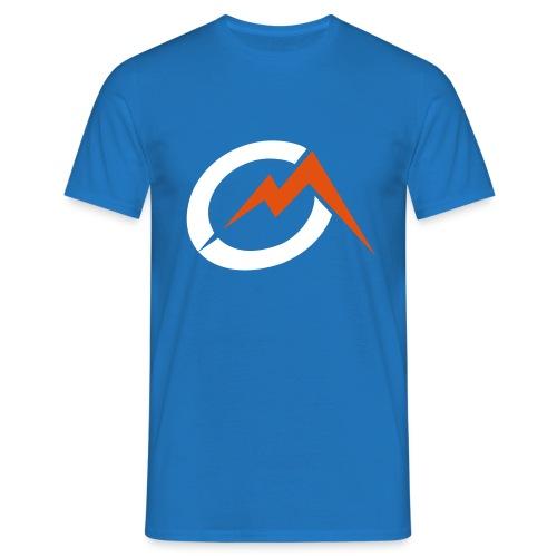 MountainConnect - Logo Style - Maglietta da uomo
