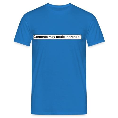 settle - Men's T-Shirt